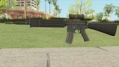 C7 Assault Rifle Default для GTA San Andreas