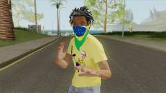 Brazilian Gang Skin V2 для GTA San Andreas