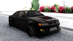 Toyota Chaser Black Edition для GTA San Andreas