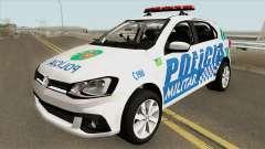 Volkswagen Gol G7 (PMGO) для GTA San Andreas