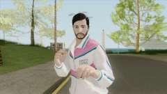 GTA Online Random Skin 27 (Vaporwave Boi) для GTA San Andreas