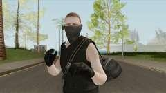 GTA Online Skin V6 для GTA San Andreas
