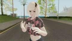 Marie Rose Casual для GTA San Andreas