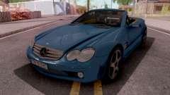 Mercedes-Benz SL65 AMG Cabrio для GTA San Andreas
