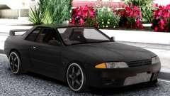 Nissan Skyline GT-R 32 в блестках для GTA San Andreas
