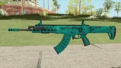 Warface AK-Alfa Absolute (Without Grip) для GTA San Andreas
