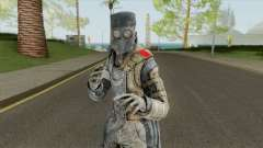 Fourth Reich Skin V2 From Metro: Last Light для GTA San Andreas