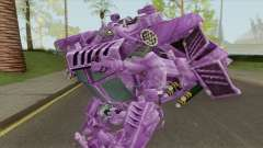 Shockwave Skin (Transformers The Game) для GTA San Andreas