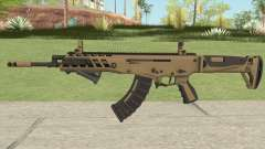 Warface AK-Alfa Gold (With Grip) для GTA San Andreas