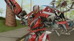 Transformers Stinger AOE для GTA San Andreas