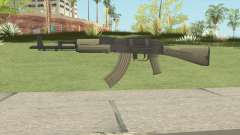 Warface AK-103 (Basic) для GTA San Andreas