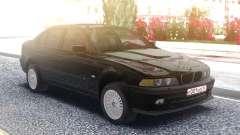 BMW 5-series E39 для GTA San Andreas