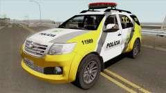 Toyota Hilux SW4 2014 ROTAM PR для GTA San Andreas