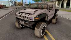 Transformers ROTF Nest Car для GTA San Andreas