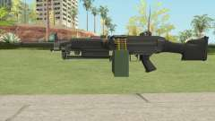 CS-GO Alpha M249 MG для GTA San Andreas