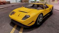 GTA V Vapid Bullet GT для GTA San Andreas