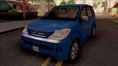Toyota Avanza 2004 для GTA San Andreas