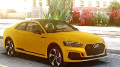 Audi RS5 Yellow для GTA San Andreas