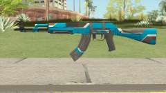 Warface AK-103 (Anniversary) для GTA San Andreas