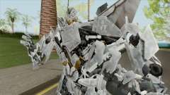 Transformers Starscream Low 2007 для GTA San Andreas
