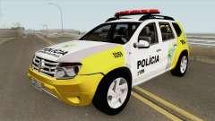 Renault Duster 2013 RPA PMPR для GTA San Andreas