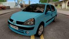 Renault Clio 2006 для GTA San Andreas