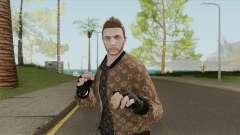 Skin Random 217 (Outfit Luxe) для GTA San Andreas