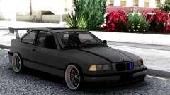 BMW E36 Grey для GTA San Andreas