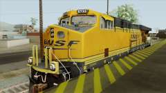 GE ES44AC Freight BNSF (Update)