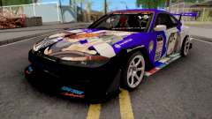 Nissan Silvia S15 Uras D1GP with Mika Girl v2