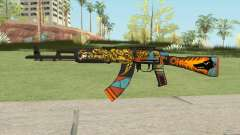 Warface AK-103 (Anubis) для GTA San Andreas