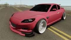 Mazda RX-8 Spirit R 2012 MQ для GTA San Andreas