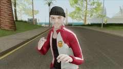 Russian Gang Skin V1 для GTA San Andreas