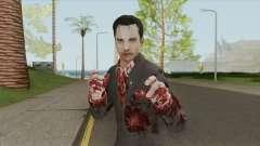 US Government Agent V1 (CoD:BO 2) для GTA San Andreas