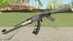 AK47 (Freedom Fighters) для GTA San Andreas