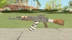 Classic AK47 V2 (Tom Clancy: The Division) для GTA San Andreas