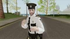 GTA Online Skin V1 (Law Enforcement) для GTA San Andreas