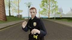 GTA Online Skin V2 (Law Enforcement) для GTA San Andreas