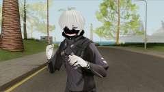 Kaneki Skin V2 (Tokyo Ghoul) для GTA San Andreas
