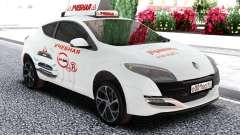 Renault Megane RS Автошкола для GTA San Andreas