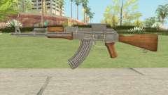 Classic AK47 V1 (Tom Clancy: The Division) для GTA San Andreas
