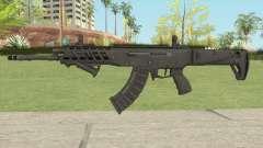 Warface AK-Alfa Default (With Grip) для GTA San Andreas