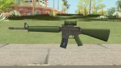 C7A2 Assault Rifle для GTA San Andreas