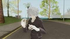 Tomura Shigaraki Skin V1 (Boku no Hero) для GTA San Andreas