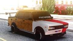 ВАЗ 2105 Леопард для GTA San Andreas