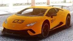 Lamborghini Huracan Performance D3