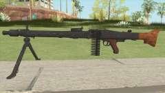 Day Of Infamy MG-42 для GTA San Andreas