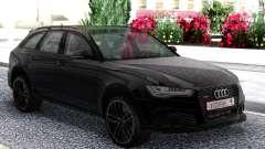 Audi RS6 Travel Black для GTA San Andreas