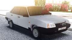 ВАЗ 21099 Белый Седан для GTA San Andreas