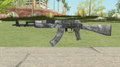 Warface AK-103 (Urban) для GTA San Andreas